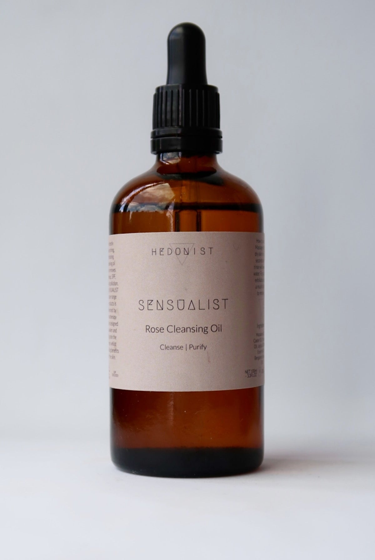 Hedonist Rose Cleansing Oil - 100ml