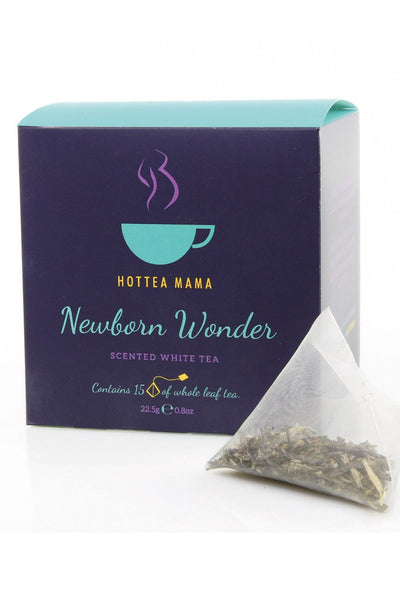 Newborn Wonder Tea - Pack of 6 by HotTea Mama
