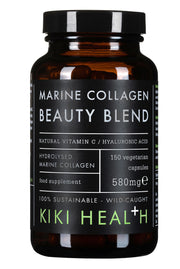 Marine Collagen Beauty Blend - 150 Vegicaps by Kiki Health