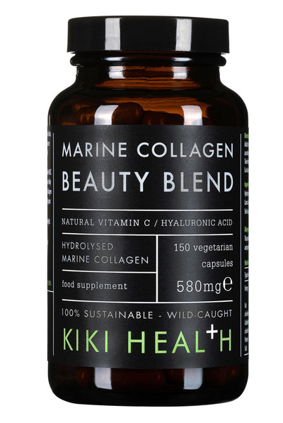 Marine Collagen Beauty Blend - 150 Vegicaps