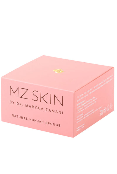 Mz Skin Red Clay Konjac Sponge