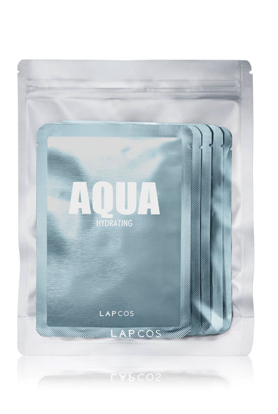 Daily Skin Mask Aqua 5 Pack by Lapcos
