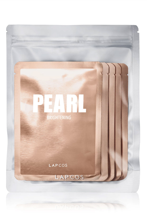 Lapcos Daily Skin Mask Pearl 5 Pack
