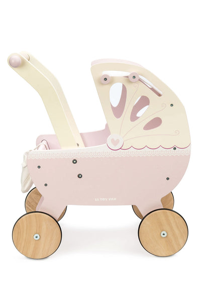 Sweet Dreams Doll Pram by Le Toy Van