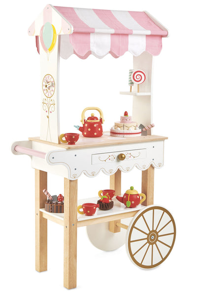 Tea & Treats Trolley by Le Toy Van