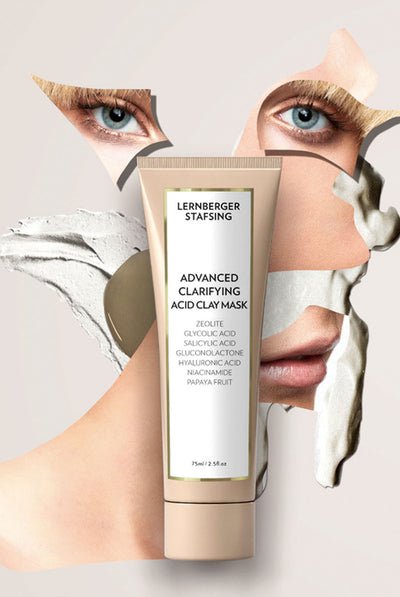 Lernberger Stafsing Advanced Clarifying Acid Clay Mask