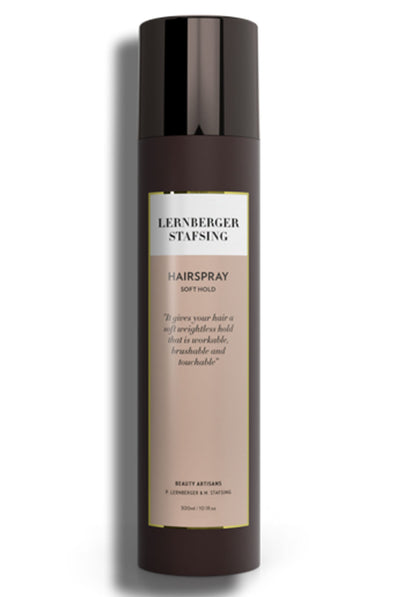 Hairspray Soft Hold by Lernberger Stafsing