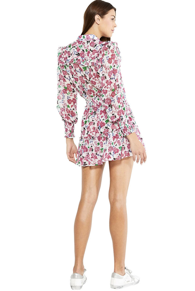 Niamat Dress Peony Ditsy Floral by Misa Los Angeles