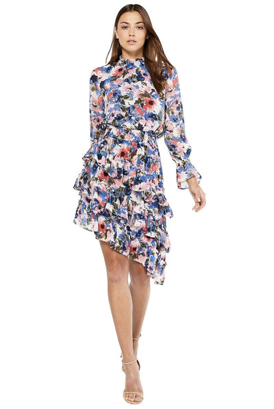 Savanna Dress Tie Dye Floral by Misa Los Angeles