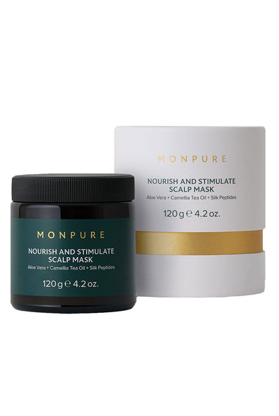 MONPURE Nourish and Stimulate Scalp Mask