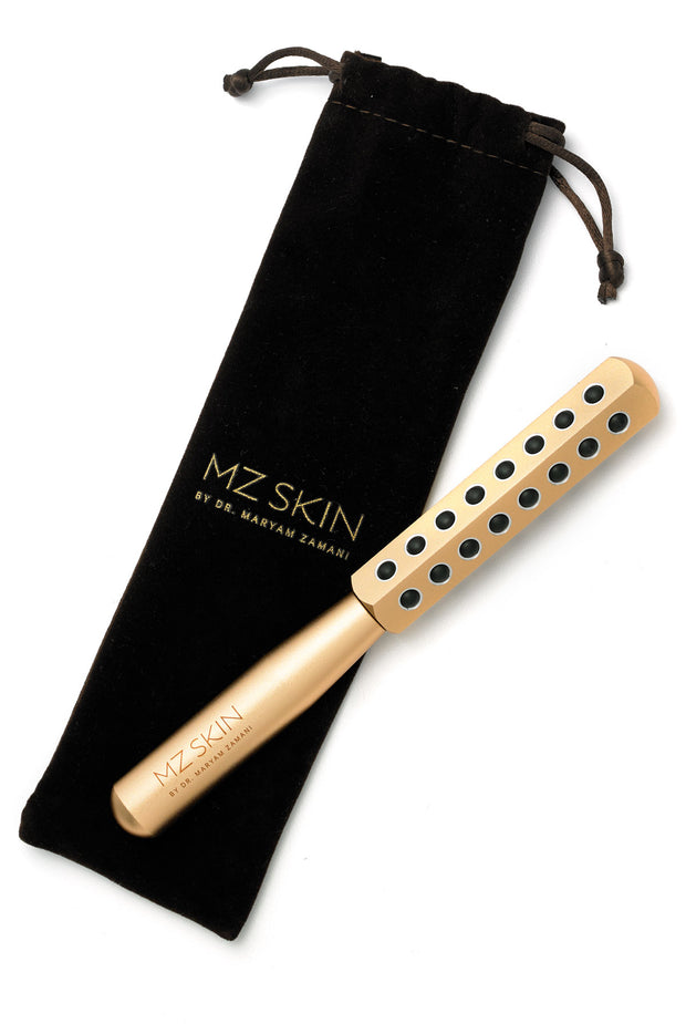 TONE & LIFT Germanium Contouring Facial Roller by MZ Skin