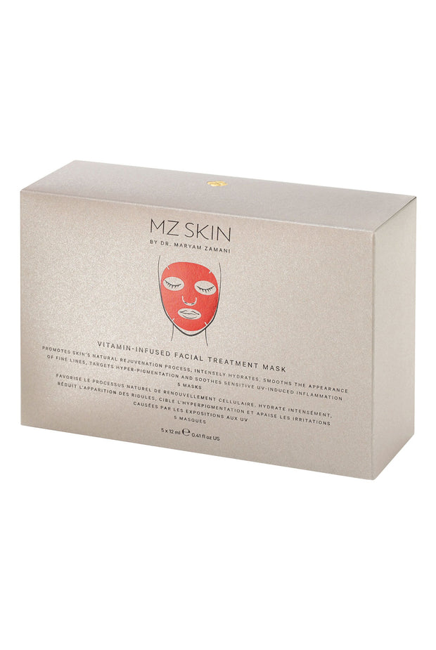 Vitamin Infused Facial Treatment Mask by Mz Skin