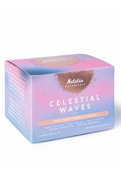 CELESTIAL WAVES SACHETS by Natalia Botanicals