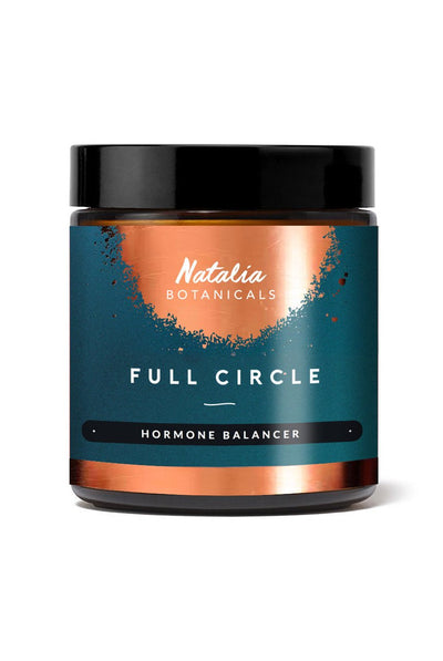 FULL CIRCLE – HORMONE BALANCER by Natalia Botanicals