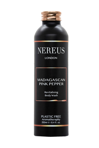 Nereus London Madagascan Pink Pepper Body Wash
