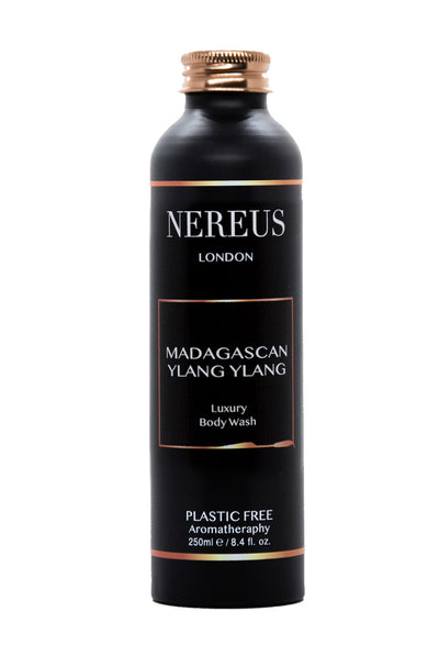 Nereus London Madagascan Ylang Ylang Body Wash