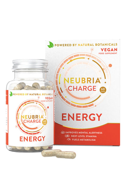 Charge Energy Supplements