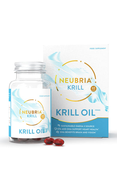Antarctic Krill Supplements