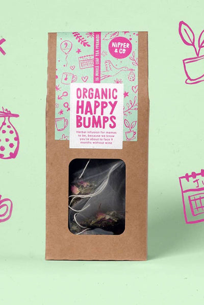 Nipper&Co Organic Happy Bumps