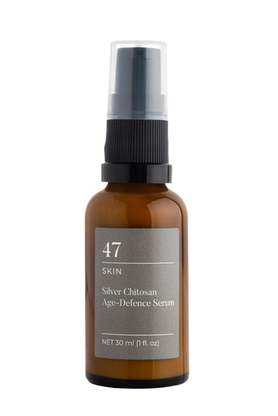 47 Skin Silver Chitosan Age Defence Serum
