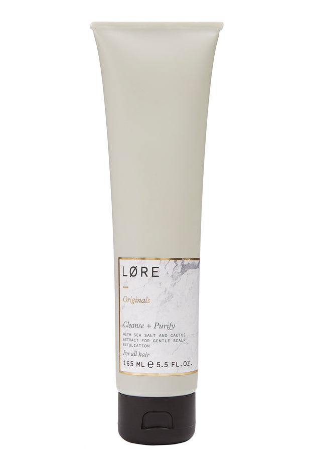 Cleanse + Purify Shampoo by Lore Originals