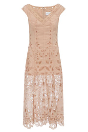 Baudelaire Midi Dress by Alice McCall
