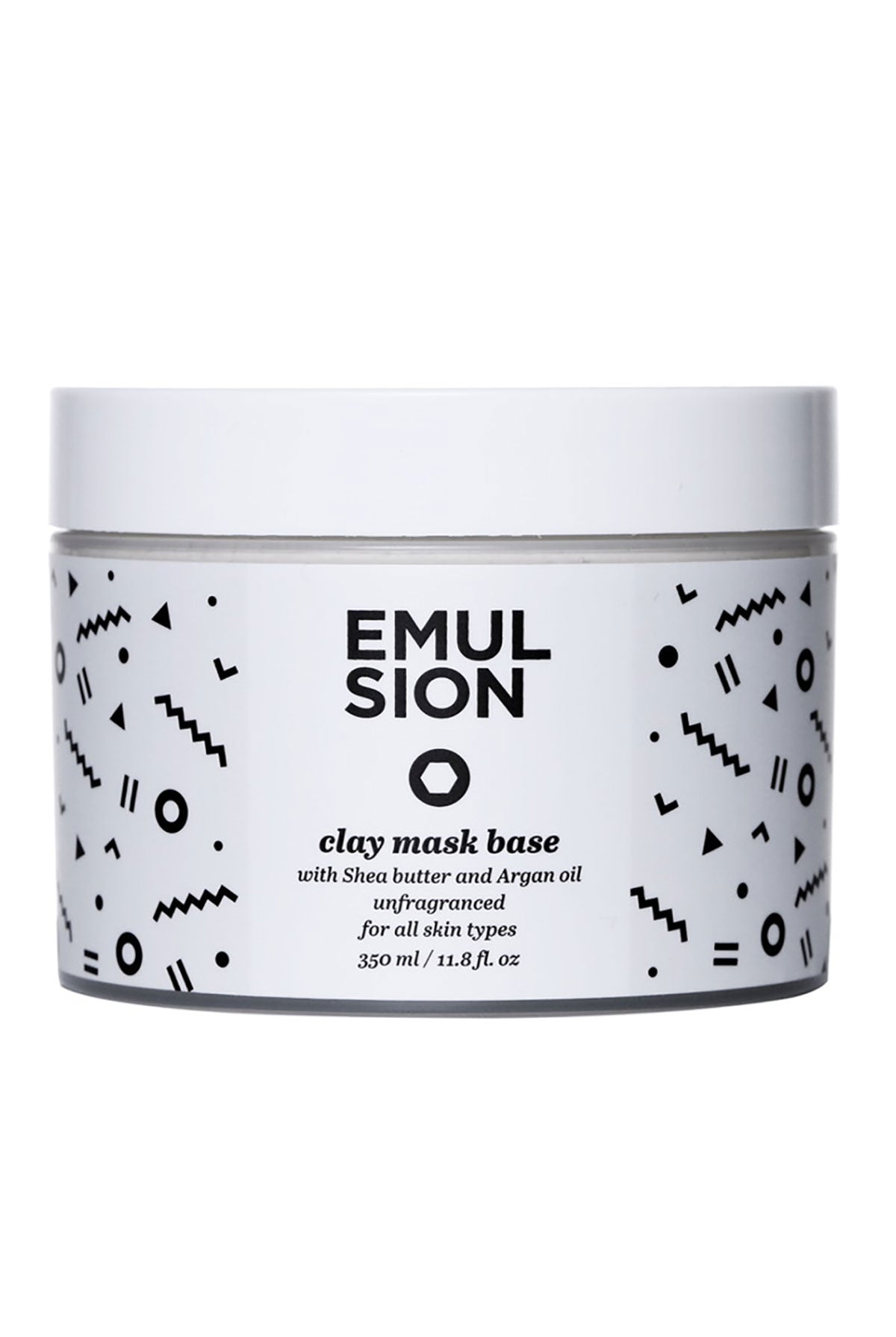 Emulsion Clay Mask Base