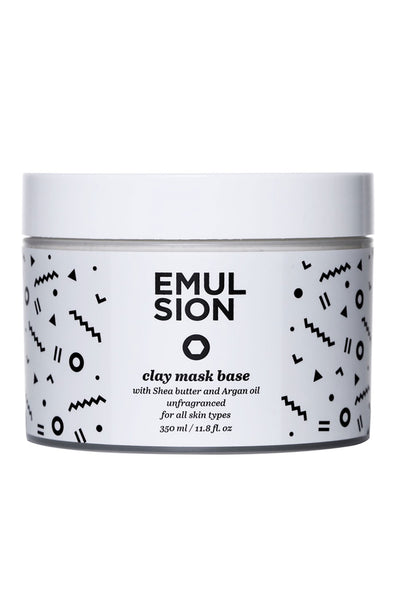 Clay Mask Base by Emulsion