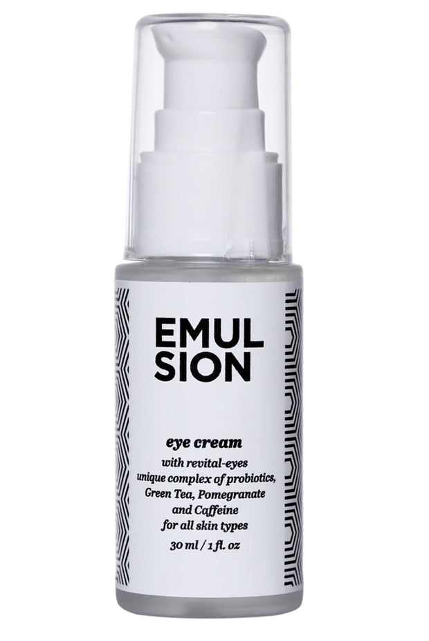 Eye Cream Base with Revital Eyes by Emulsion