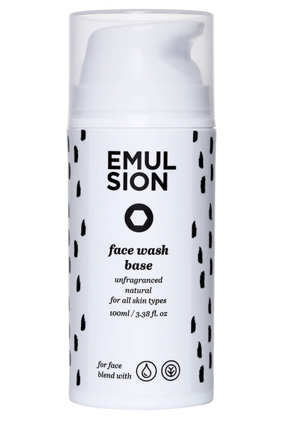 Face Wash Base by Emulsion