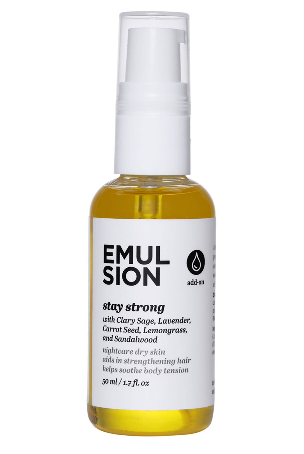 Emulsion Stay Strong Essential Blend