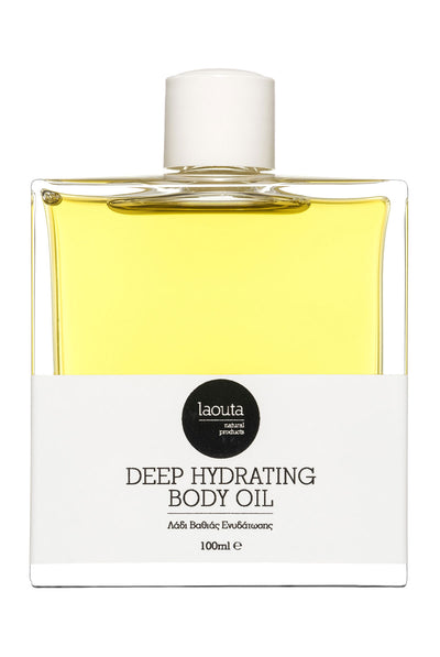 Oxygen Boutique Laouta Deeply Hydrating Body Oil