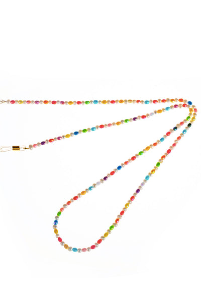 Rainbow Beads by Talis Chains