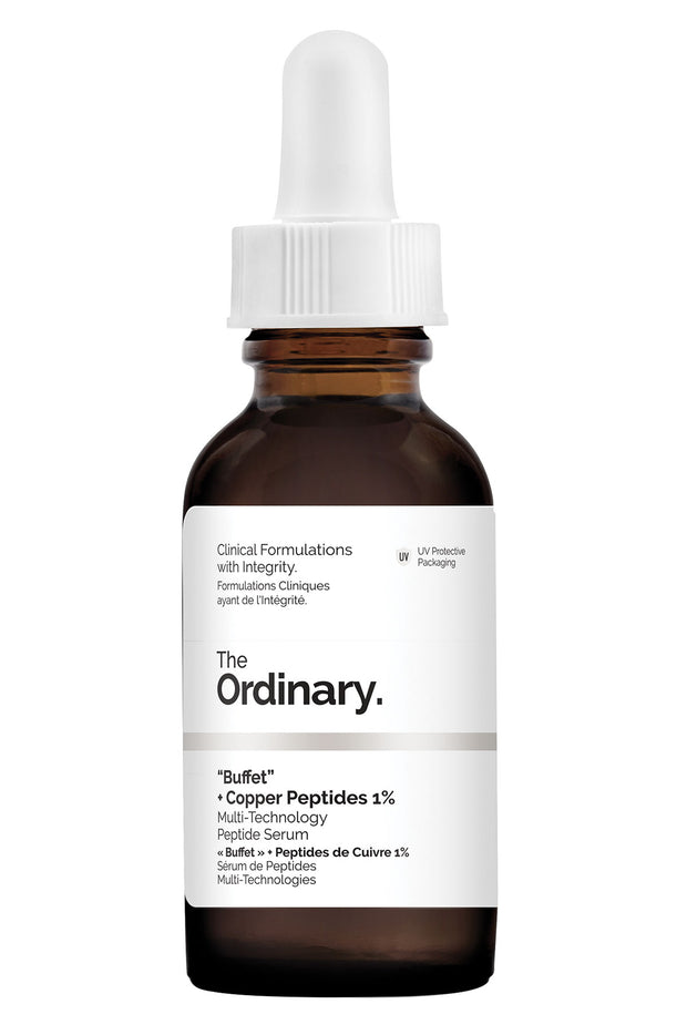 """Buffet"" + Copper Peptides 1% 30ml by The Ordinary"