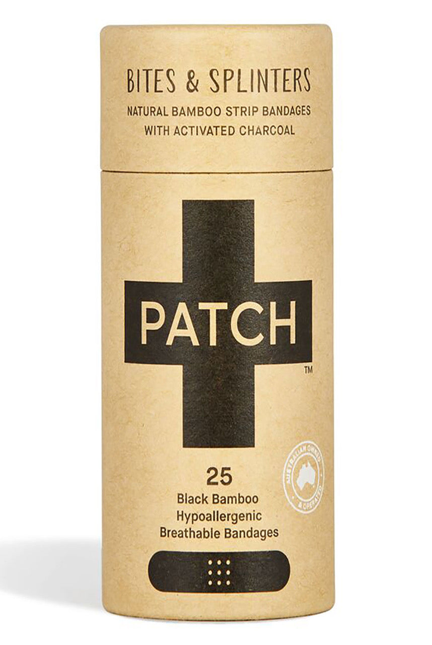 Patch Bamboo Plasters - Activated Charcoal
