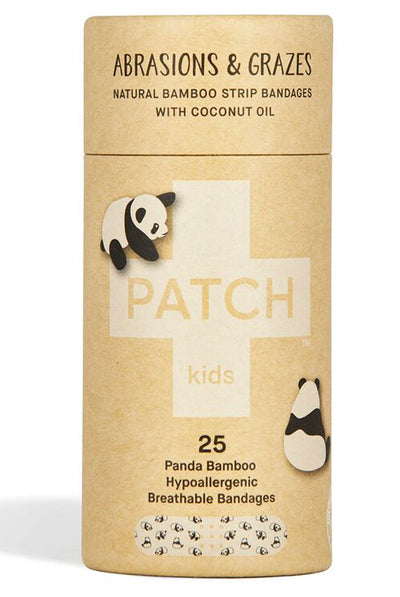 Bamboo Plasters - Coconut Oil Kids