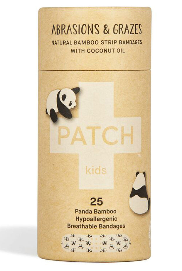 Bamboo Plasters - Coconut Oil Kids by Patch