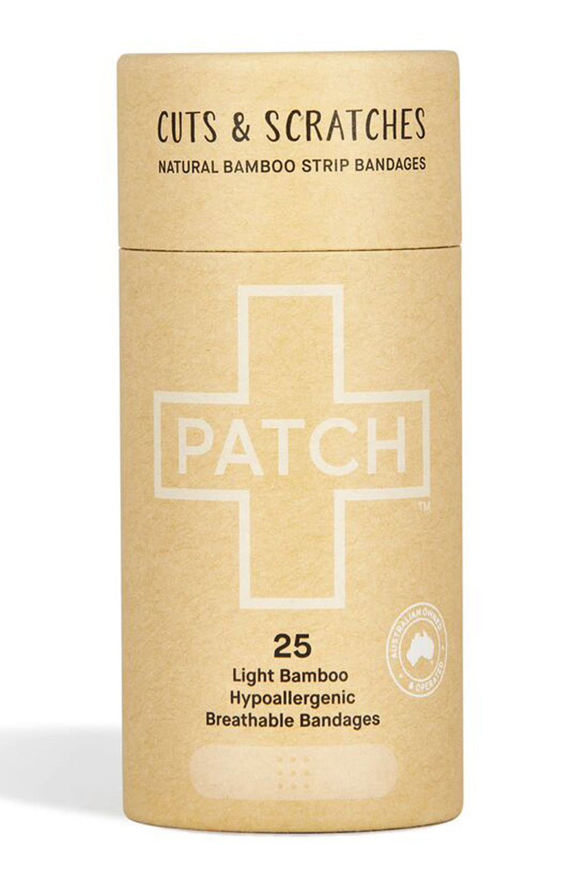 Patch Bamboo Plasters - Natural