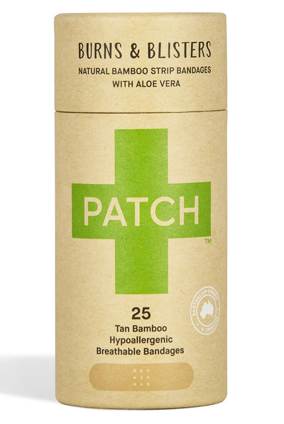 Bamboo Plasters - Aloe Vera by Patch