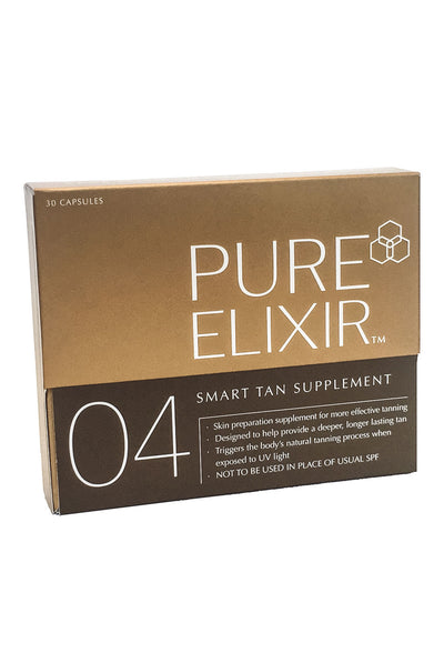 04 SMART Tan Supplement - The best Tanning Supplement