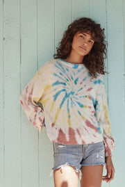 Lilah Tie Dye Top by Saylor