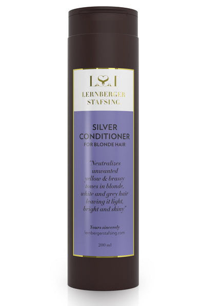 Silver Conditioner by Lernberger Stafsing