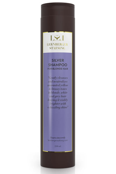 Silver Shampoo by Lernberger Stafsing