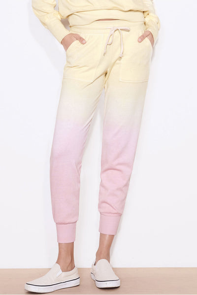 Dip Dye Tapered Sweatpant by Sundry