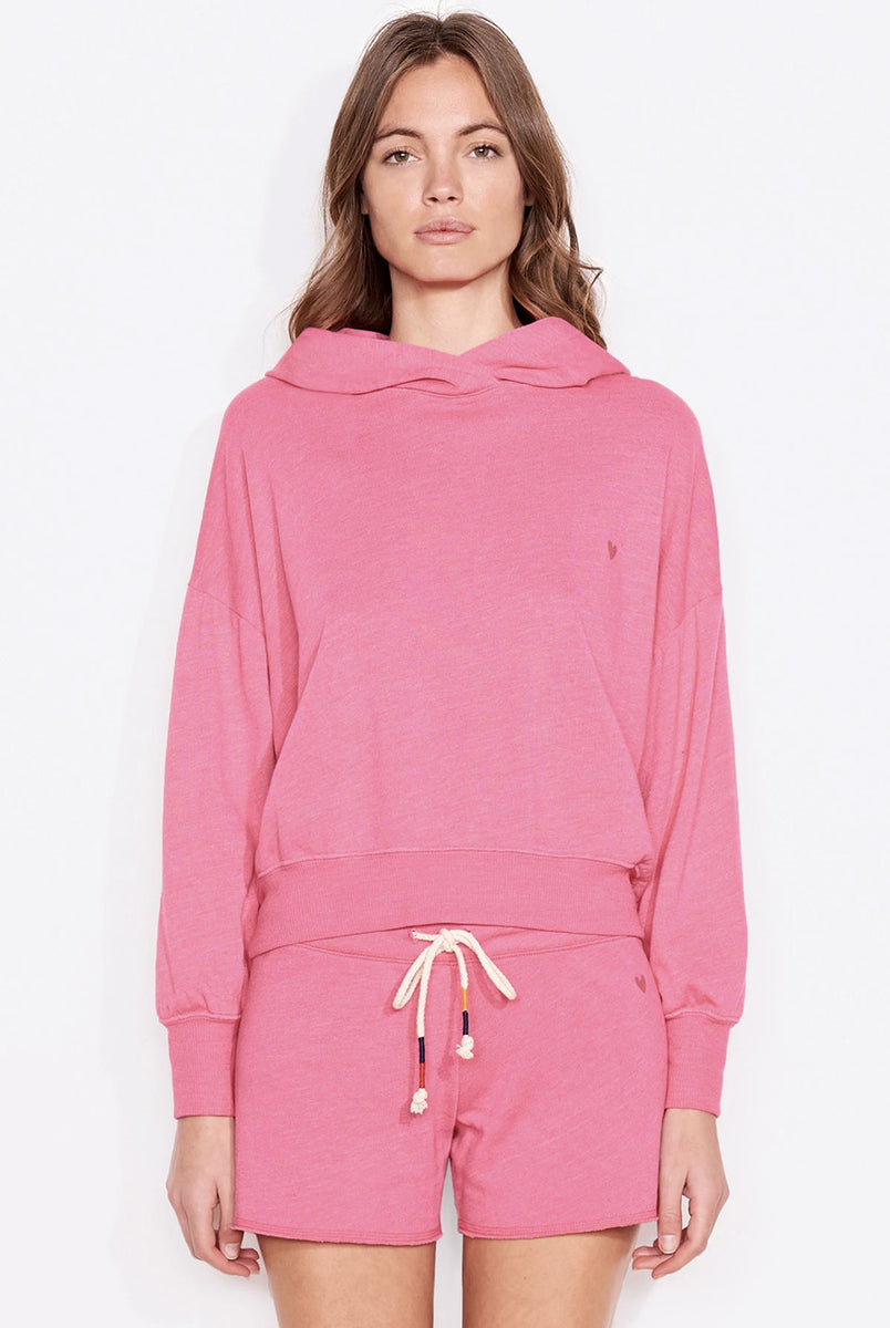 Sundry Little Heart Basic Hoodie