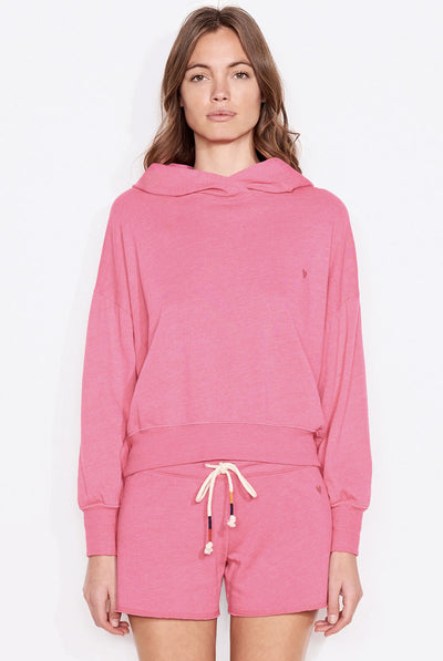 Little Heart Basic Hoodie by Sundry