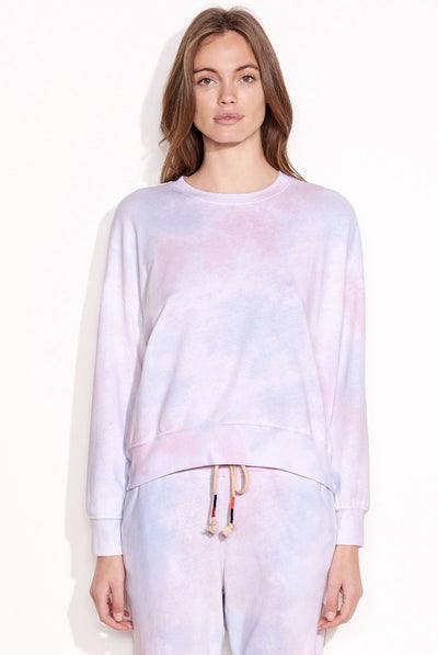 Tie Dye Basic Sweatshirt by Sundry
