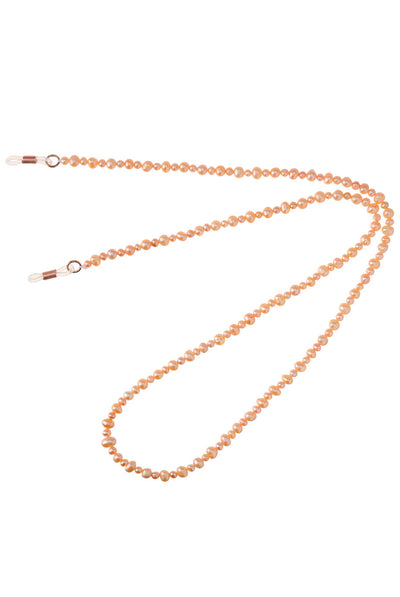 Talis Chains Freshwater Pink Pearl Sunglass Chain
