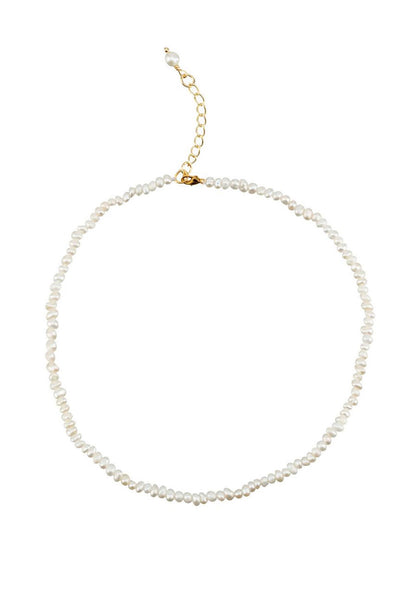 Talis Chains Freshwater Pearl Choker