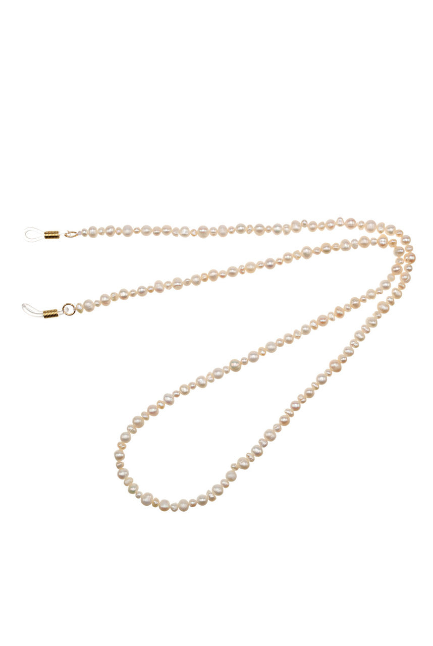 Talis Chains Freshwater Pearls Sunglasses Chain - One Size